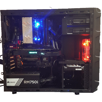 BUILD & REPAIR GAMING PC